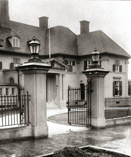 British Embassy Belgrade