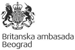 Британци у Србији Лого